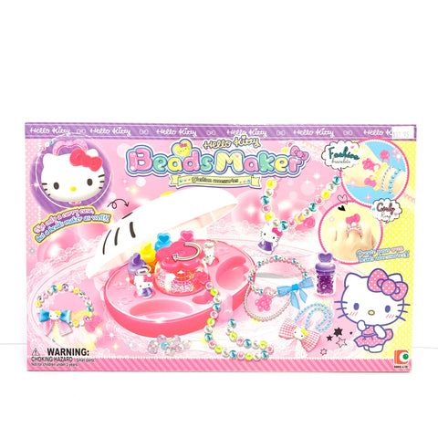 Hello Kitty Beads Maker Set