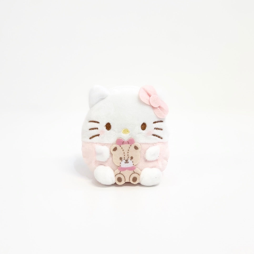 Hello Kitty Plush Coin Purse