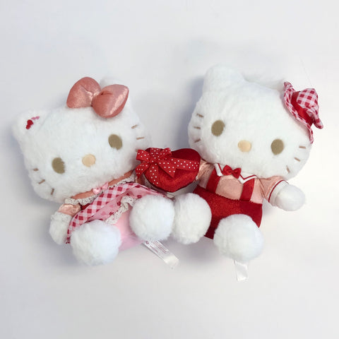 Hello Kitty & Dear Daniel Plush Set