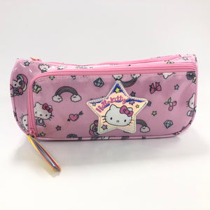 Hello Kitty Rainbow Unicorn Pencil Case