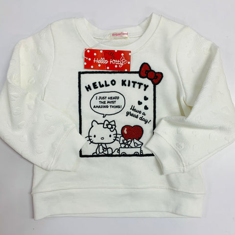 Hello Kitty Girls Sweater by Sugarland (Toddler Girl)