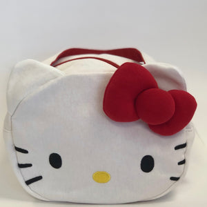 Hello Kitty Classic Face Hand Bag