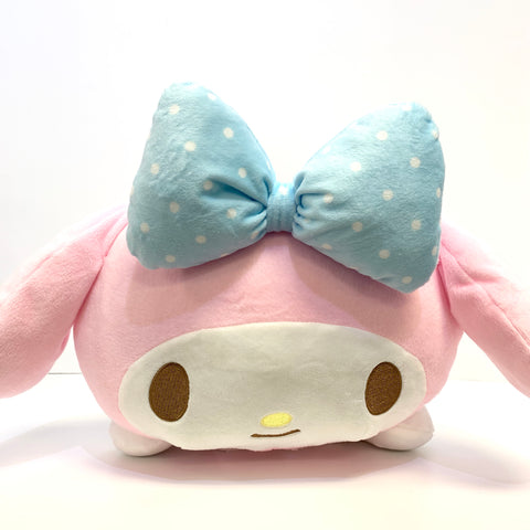 My Melody Hand Warmer Plush Cushion