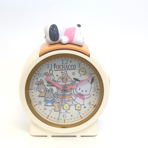 Pochacco Birthday Alarm Clock