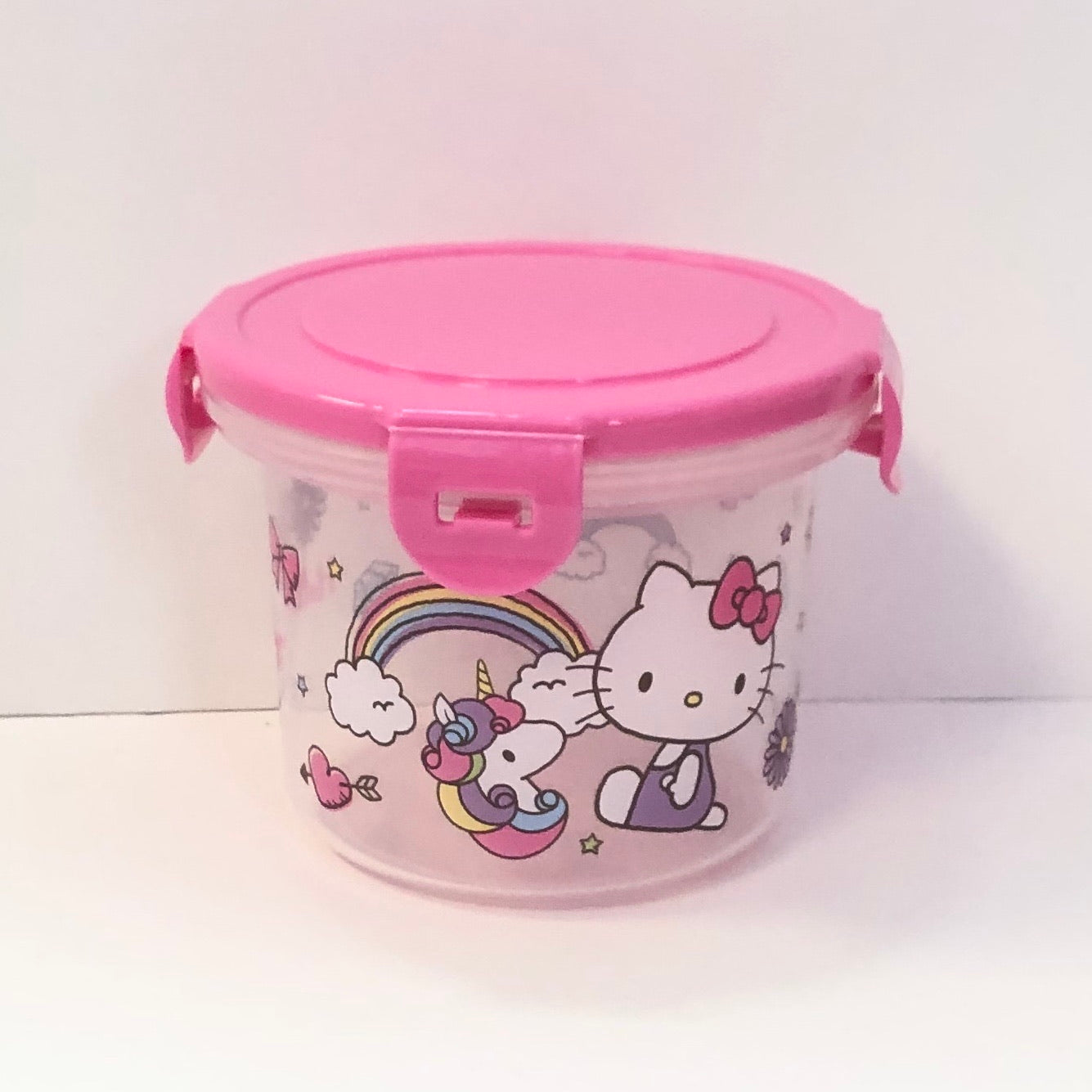 Hello Kitty Rainbow Unicorn Lunch Container
