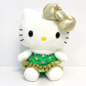 Hello Kitty Christmas Tree Plush