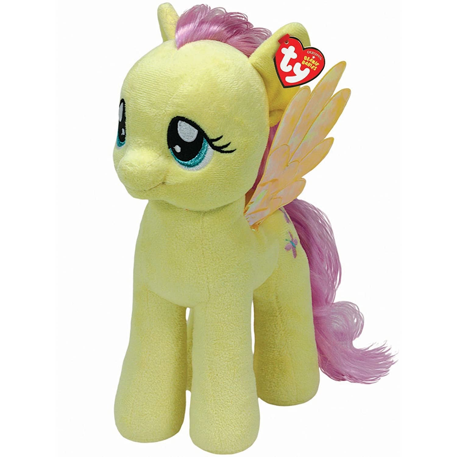 My Little Pony Fluttershy TY Plush