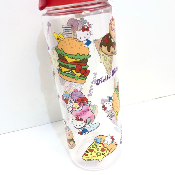 Hello Kitty Food Water Bottle