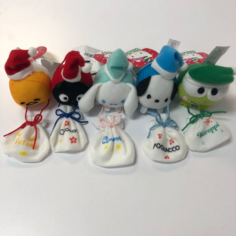 Sanrio Characters Plush Christmas Ornament