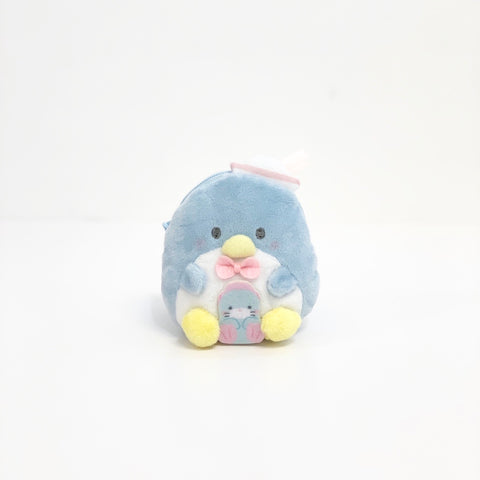 Tuxedosam Plush Coin Purse