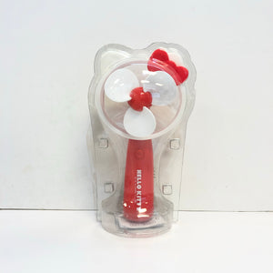 Hello Kitty Diecut Handheld Fan