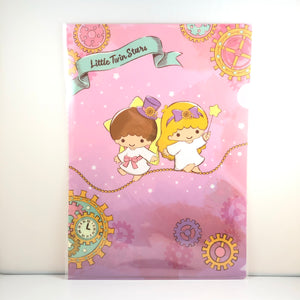 Little Twin Stars Sketch A4 File Folder