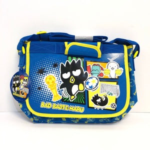 Badtz Maru Football Messenger Bag