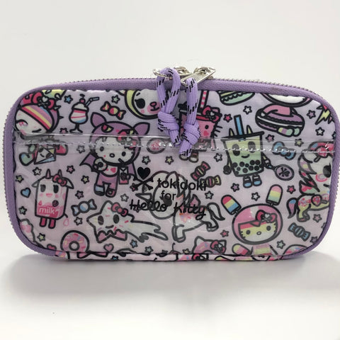 Hello Kitty x Tokidoki Purple Pencil Pouch