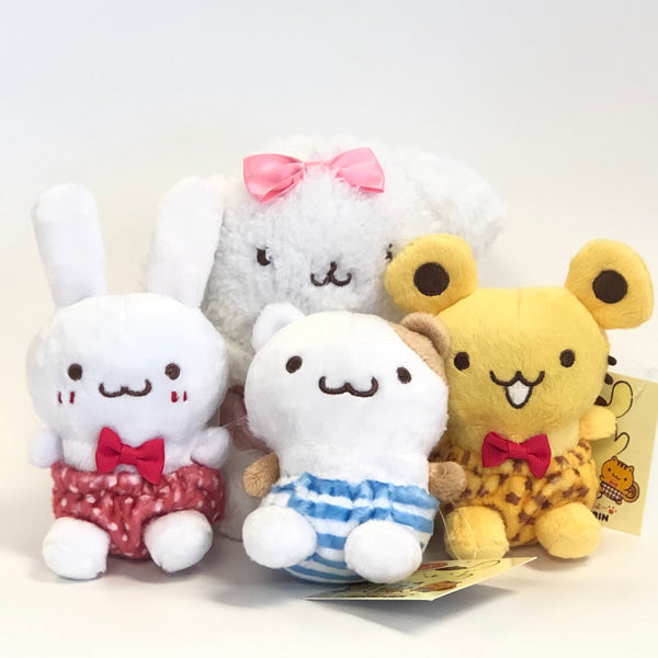 Pompompurin's Friends Plushies