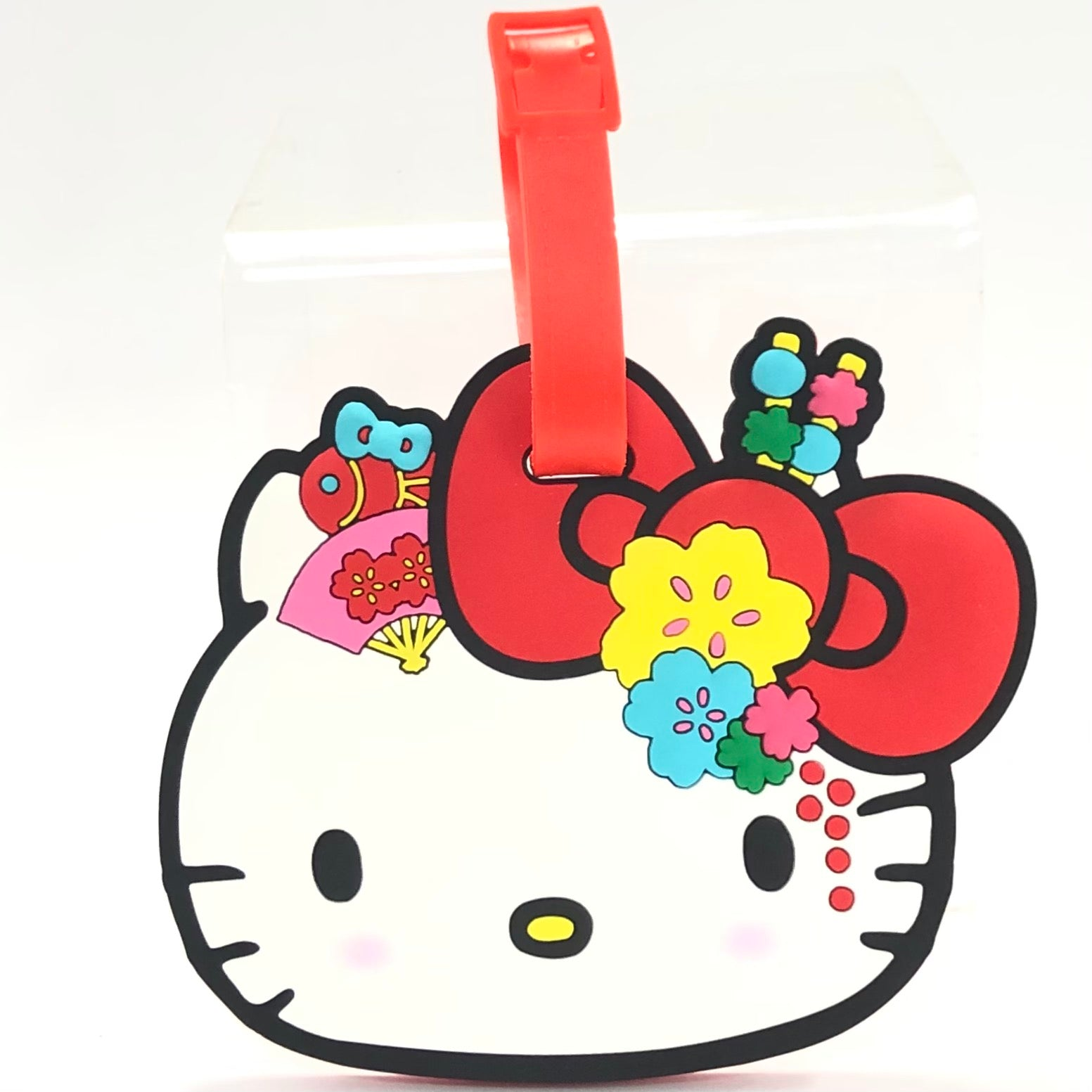 Sanrio Characters 60th Anniversary Luggage Tag
