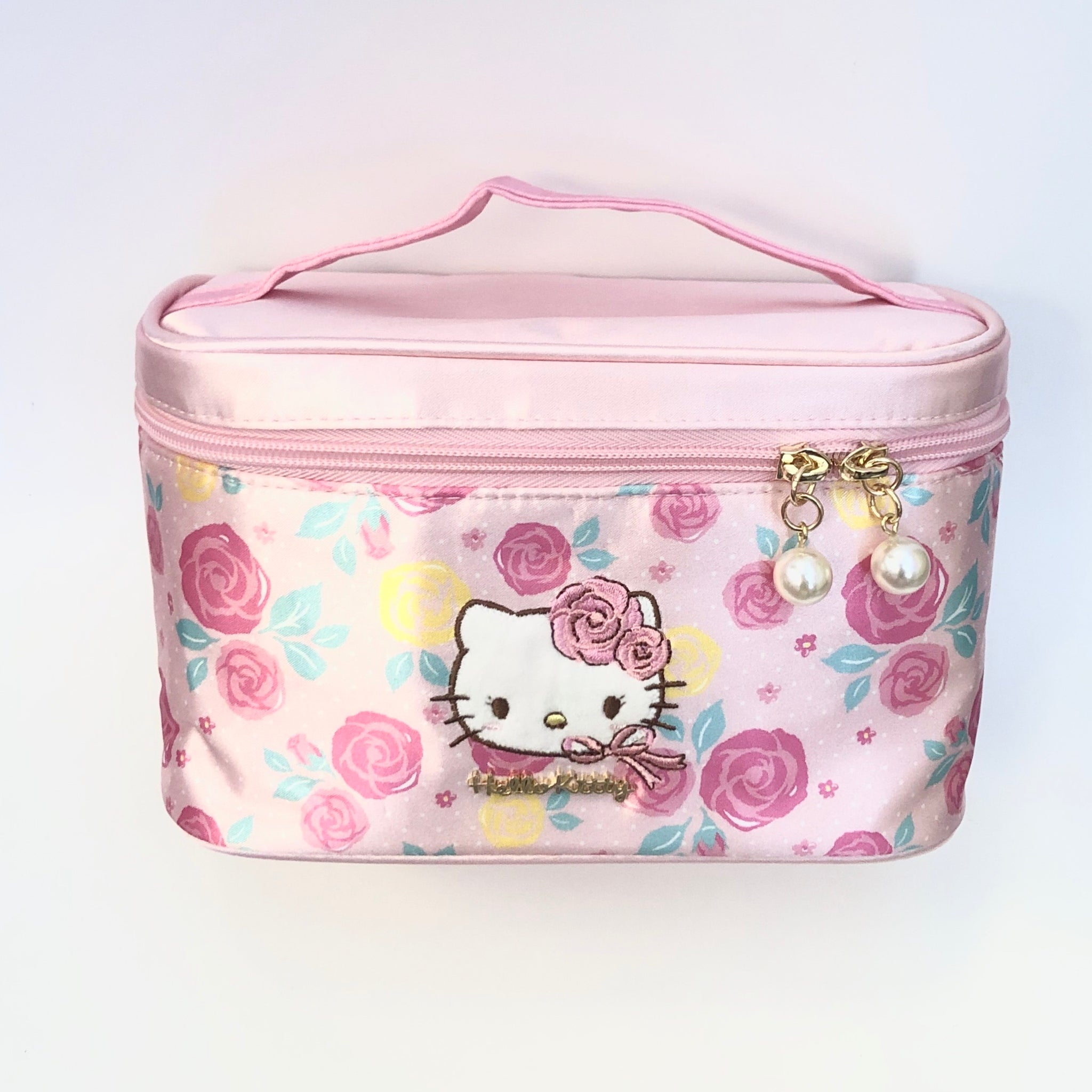 Hello Kitty Rose Vanity Pouch