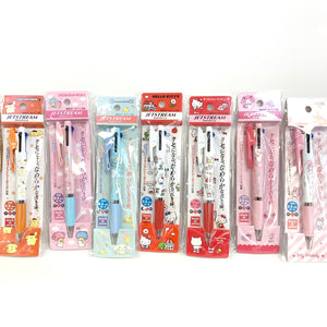 Sanrio Characters Uni-Ball Jetstream 3 Color Pen