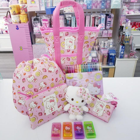 Hello Kitty Fresh Fruit Collection