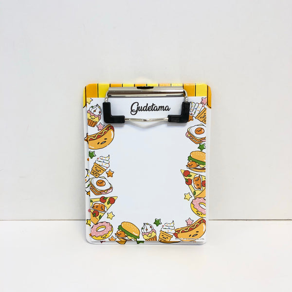 Gudetama Mini Clipboard