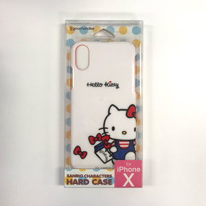 Hello Kitty iPhone X/XS Hard Case