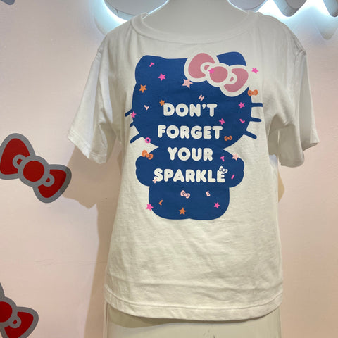 Sanrio x Megology | Hello Kitty Don't Forget Your Sparkle Tee