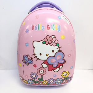 "Hello Kitty Butterfly 16"" Rolling Case"
