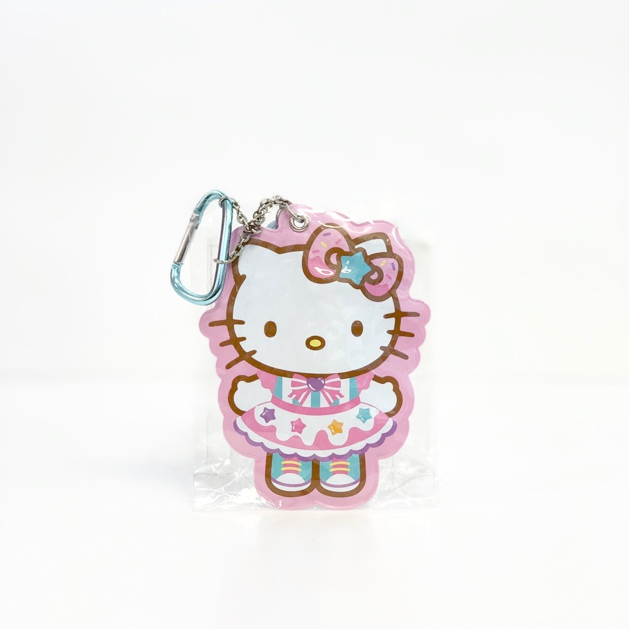 Hello Kitty Carabiner Pocket Clip