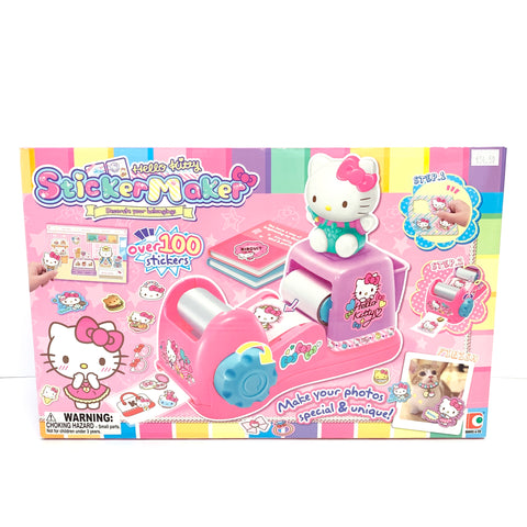 Hello Kitty Sticker Maker