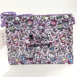 Hello Kitty x Tokidoki Purple Sacoche