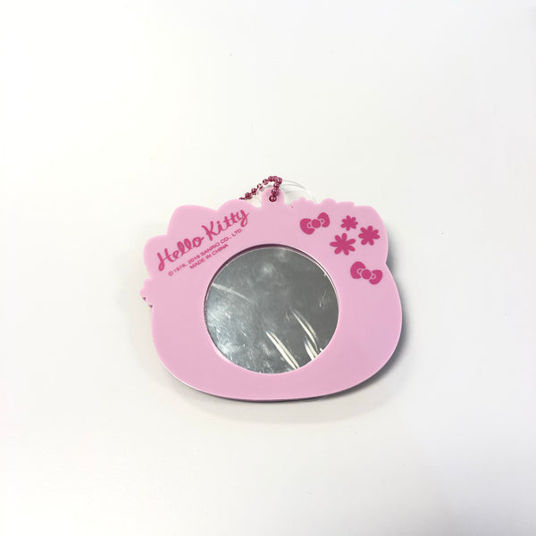 Hello Kitty Flower Crown Mirror