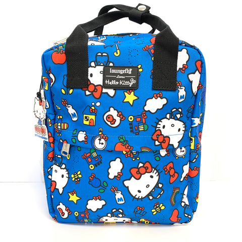 Hello Kitty 45th Anniversary Mini Backpack by Loungefly