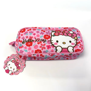 Hello Kitty Flower Crown Pencil Pouch