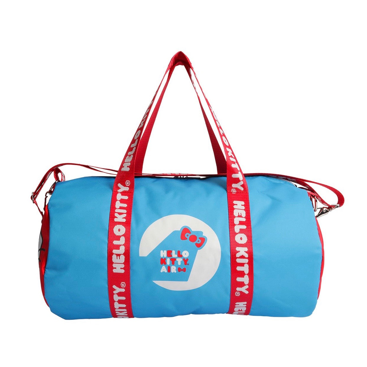 Hello Kitty Friends Around the World Duffel Bag