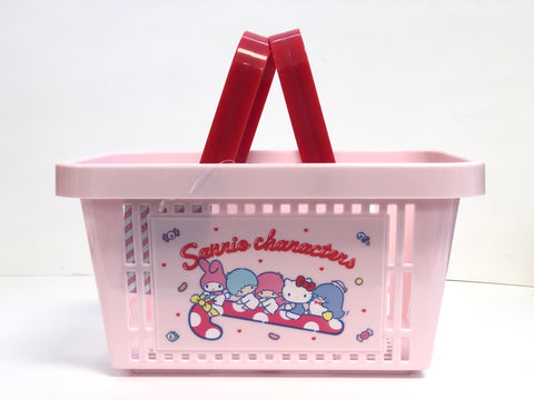 Sanrio Characters Sweets Mini Basket