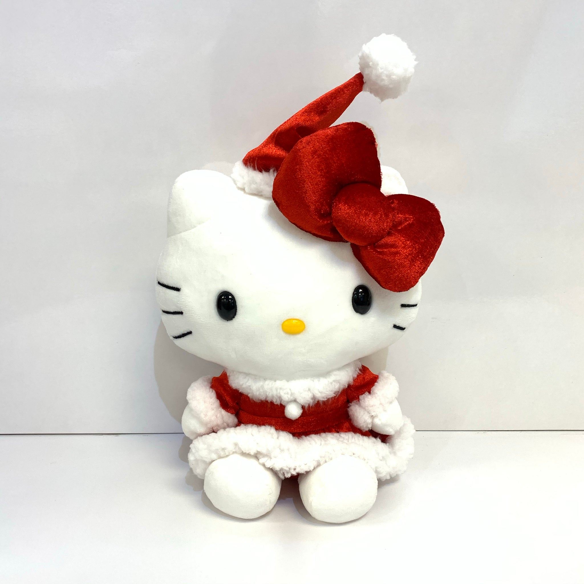 Hello Kitty Santa Plush