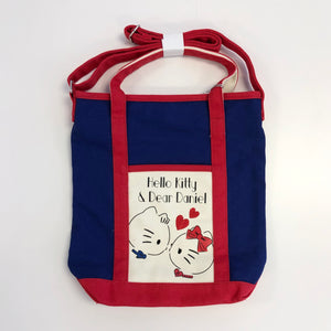 Hello Kitty & Dear Daniel Small Tote Bag