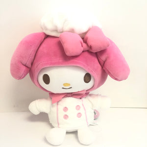 My Melody Chef Plush