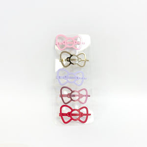 Hello Kitty Bow Hair Clips