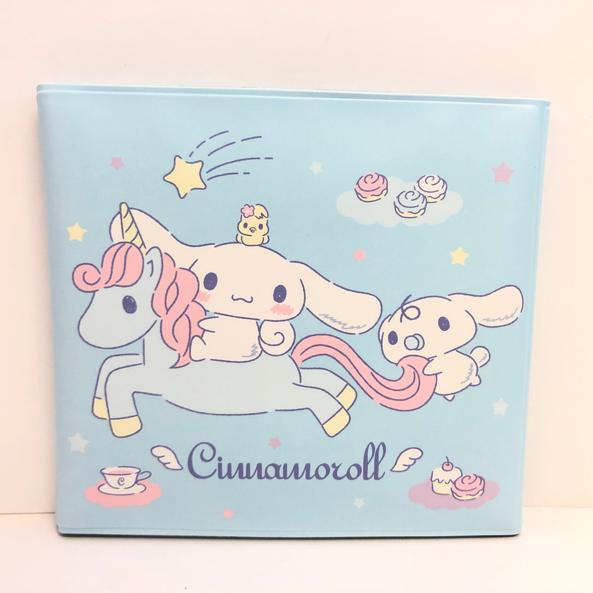 Cinnamoroll Card Wallet Case