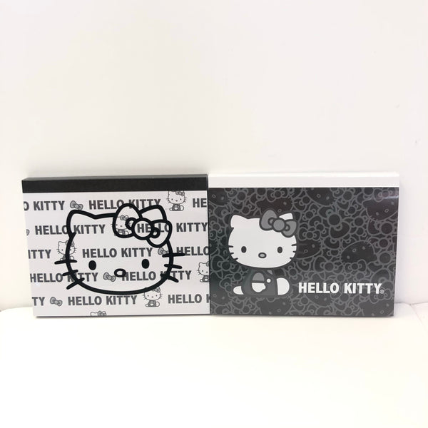 Hello Kitty Silhouette Memopad