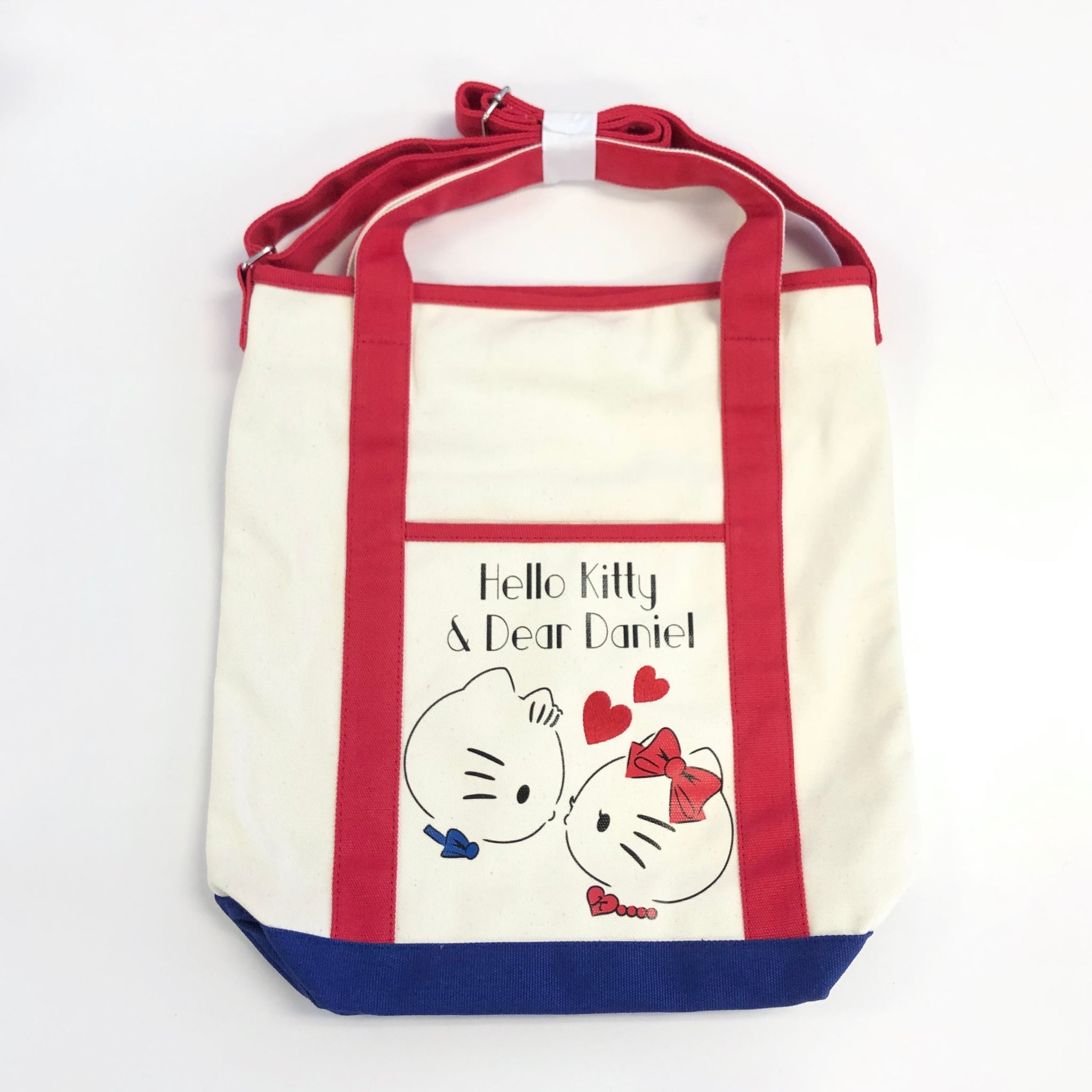 Hello Kitty & Dear Daniel Medium Tote Bag