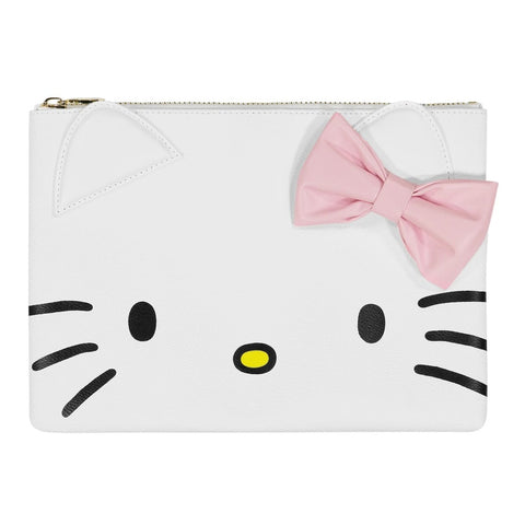 Hello Kitty Stoney Clover Lane Flat Pouch