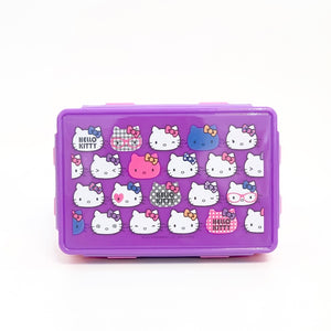 Hello Kitty Lavender Tone Lunch Container