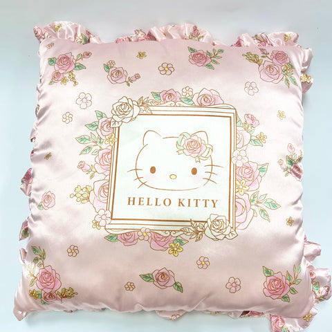Hello Kitty Rose Cushion Blanket
