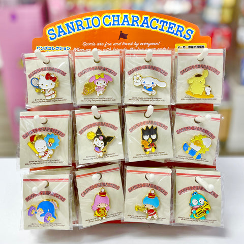 Sanrio Characters Sports Pin
