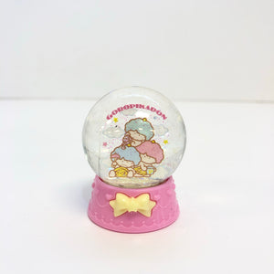 Goropikadon Mini Snow Globe