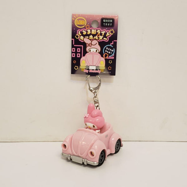 My Melody Car LED Keychain