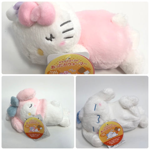 Sanrio Characters Small Warmer Cushion