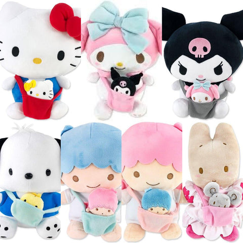 "Sanrio Characters 8"" Friend Plush"
